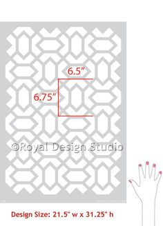 moroccan shapes templates.html