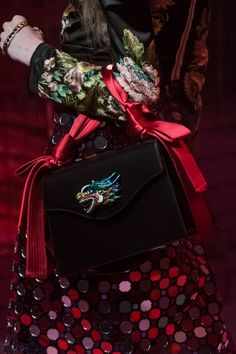 Gucci   Spring 2017 Details – The Impression