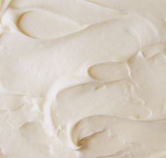 The BEST Cream Cheese Frosting!