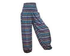 Harem Pants / Baggy Pants / Aladdin Pants / Yoga by AsianCraftShop, $18.00