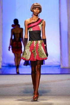 Moseka @ Kinshasa Fashion Week 2013   FashionGHANA.com (100% African Fashion)FashionGHANA.com (100% African Fashion)