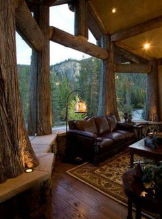 Country style living