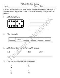 For Parents - Everyday Mathematics