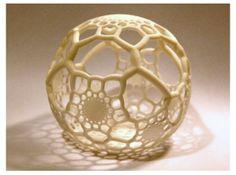 3d printed hexasphere on shapeways by bib993