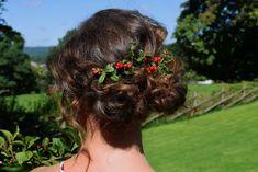 DIY: Enkel håruppsättning — Bröllopsblogg | Sisters in Law