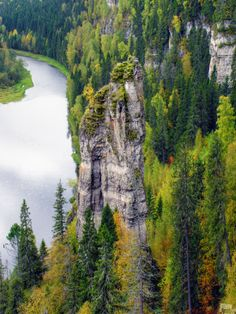 Ural mountains, Russia
