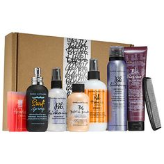 $150 (free ship): Bestsellers Kit - Bumble and bumble | Sephora
