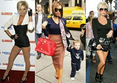 Victoria Beckham Fashion Inspiration: How to Find Your Celebrity Fashion Muse