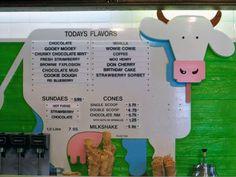 The World's Best Ice Cream: Cows, Prince Edward Island. Mint Coffee, Red Sand Beach, Cookie Cake Birthday, Best Ice Cream, Newfoundland And Labrador, Hot Fudge, Prince Edward Island, Anne Of Green Gables, New Brunswick
