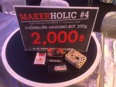 One Customer's WINNER robot from Thailand! With superior controller Genesis:  Order Today!