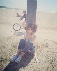 SNSD Tiffany Hwang #tiffanyhwang #snsd I JUST WANNA DANCE