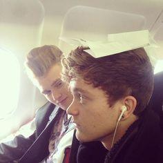 Tristan Evans & Connor Ball❤❤❤❤