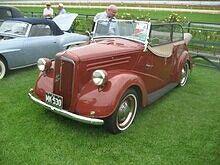 1948 Ford Anglia A54A Tourer