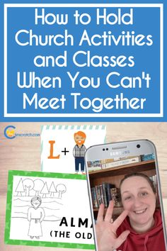 How to Hold Church Activities and Classes When You Can't Meet Together — Chicken Scratch N Sniff Best Picture For Primary Songs, Primary Activities, Church Activities, Lds Primary Lessons, Fhe Lessons, Primary Teaching, Preschool Learning, Teaching Tips, Family Activities