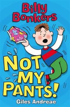 "There's something Billy Bonkers doesn't want you to know. Come closer...I'll whisper it: he has to wear his sister's underpants! And whether Billy's flying round a go-kart track, chasing a very smelly dog, or finding some priceless long-lost treasure, it's not easy to explain: ""They're NOT MY PANTS!"""