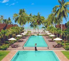 Koh Samui - Thailand beach side - stylish trendy chic