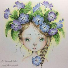 @Regrann from @morena_vajak -  Little Andrea is finished  Für meine liebe Freundin @andreas_colouring, die mir das Buch so liebevoll geschenkt hat! Thank you, sweet Andrea!! From Emanuelle Colin's gorgeous Coloriage Wild  #coloriagewild #emmanuellecolin #avenuemandarine #bayan_boyan #enchantedcoloring #colorindolivrostop #coloring_masterpieces #coloring_secrets #docepapelatelier #arte_e_colorir #coloring_secrets #coloring_masterpieces #arte_e_colorir #beautifulcoloring #fangco...