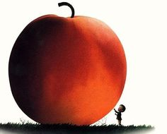 James and the Giant Peach by Tim Burton.