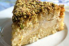 Los dulces de mi vida: Tarta Jerusalem Kodafa Mediterranean Recipes, Deli, Sweet Recipes, Banana Bread, Baking, Desserts, Crepes, Cook, Meals