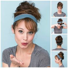 I Tried Five-Minute Pinterest Hairstyles And Here's Which Ones Are Actually Legit