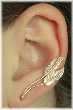 piercings en la oreja