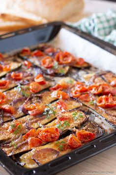 Potato Vegetable, Vegetable Recipes, Veggie Side Dishes, Side Dish Recipes, Light Recipes, Easy Healthy Recipes, I Foods, Italian Recipes, Food Inspiration