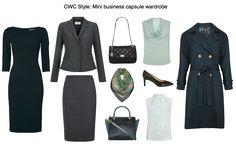CWC business capsule wardrobe