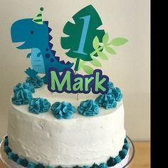 1 Dozen Dinosaur Themed Cupcake Picks First Birthday Party Dinosaur Birthday Party, Birthday Cake, Boy Birthday, Dinosaur Cake Toppers, Cheap Clean Eating, Cupcake Picks, Food Tent, Cake Smash Photos, Themed Cupcakes