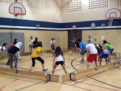 Health & Physical Education's Got Merritt: Cooperative Games