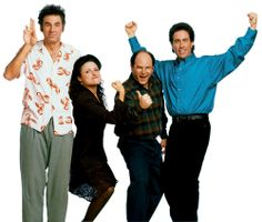 Seinfeld ( The show about Nothing )