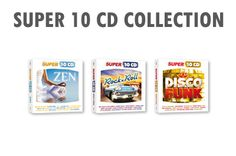 Super 10 CD Collection