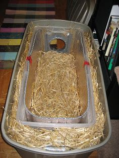DIY insulated winter cat shelter this would be great for the barn cats! Gatos Cats, Kitty House, Feral Cat House, Feral Cat Shelter, Feral Cats, Kitten Shelter, Animal Shelter, Outdoor Shelters, Outdoor Cat Shelter Diy