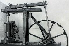 James Watt - steam engine