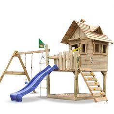 bol.com | Speelhuisje Wickey Funny Farm | Speelgoed