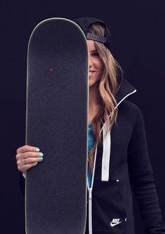 Leticia Bufoni, best SkateGirl #beautiful