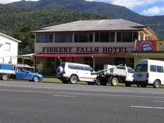 Fishery Falls Hotel, Nth Queensland