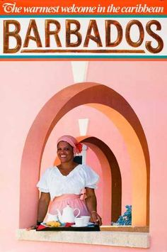 Welcome to Barbados...