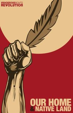 INDIGENOUS PEOPLES - Canadian Natives Fight For Proper Rights - 12/12/12