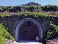 Kunde Estate Winery, Sonoma, Ca