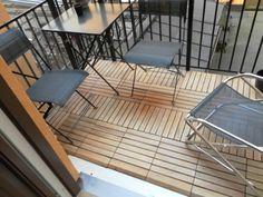 Bildresultat för golv på balkong