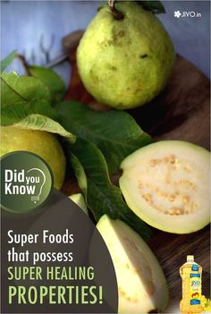 #DidYouKnow Super Foods that possess SUPER HEALING Properties Scientific researchers, health nutritionists, and various experts lay emphasis on the power of green foods in treating numerous diseases including cancer and diabetes. The world seems to be recognizing the powerful effects of green foods in helping individuals live longer and healthier. Let's take a look at the top five green foods…