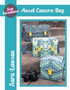 Ansel Camera Bag