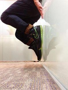 Hiros Locker Nike LeBron VII Dunkman 540x718