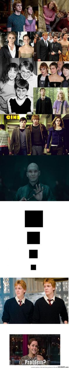 Harry Potter Faceswaps- I don't understand why I find this so funny