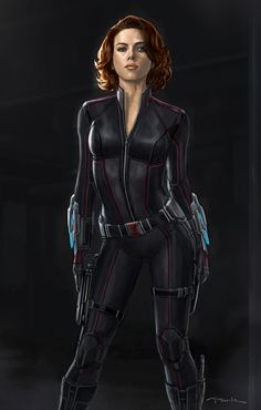 I hope they actually come together and make the Black Widow movie because that would be sick...