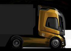sid - gashetka: 2016 | Volvo Trucks | Design by Slava...