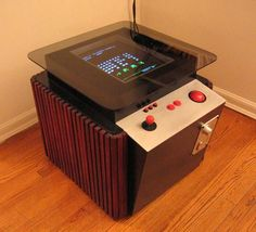 Table Arcade Cabinet