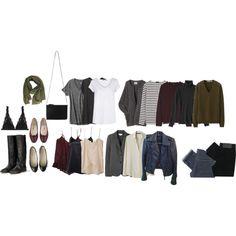 A perfect wardrobe