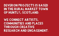 Scotland Announcement, Scotland, Culture, Marketing, Creative, Projects, Log Projects, Blue Prints