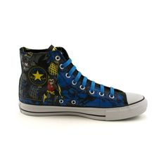 Journeys is selling these awesome Batman and Robin Converse shoes. The art is by Patrick Gleason and my hubby MICK GRAY!!!